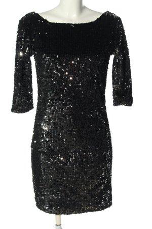 Esmara by Heidi Klum Robe à paillettes noir élégant
