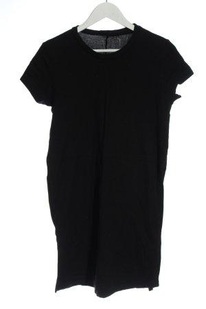 Esmara by Heidi Klum Vestido tipo túnica negro look casual