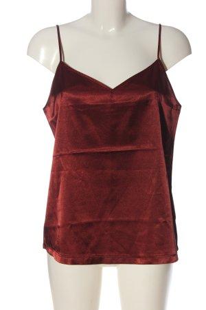 Esmara by Heidi Klum Strappy Top red elegant