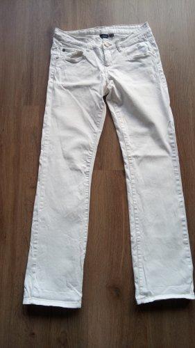 Esmara Jeans vita bassa bianco