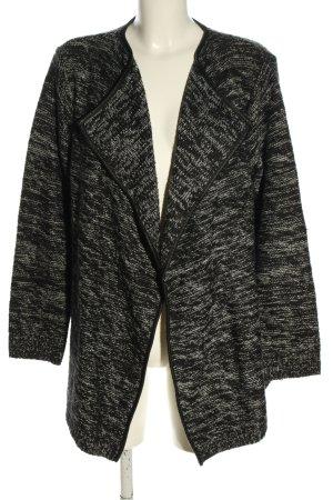 Esmara Cardigan schwarz-weiß meliert Casual-Look