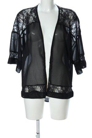 Esmara Cardigan schwarz Elegant