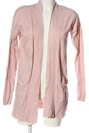 Esmara Cardigan pink Zopfmuster Casual-Look
