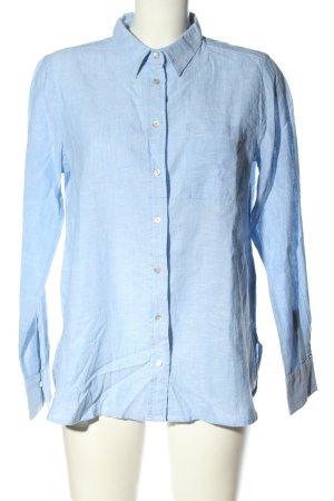 Esmara Hemd-Bluse blau Business-Look