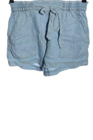 Esmara Hot Pants blau Casual-Look