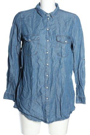 Esmara Bluzka jeansowa niebieski W stylu casual