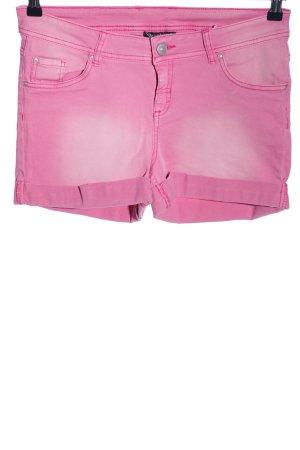 Esmara Jeansshorts pink Casual-Look