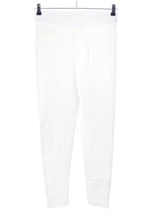 Esmara Jegging blanc style décontracté