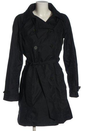 Esmara Cappotto con cappuccio nero stile professionale