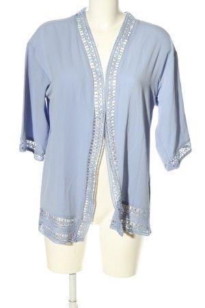 Esmara Kimono-Bluse blau Elegant
