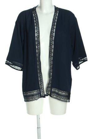 Esmara Kimono-Bluse blau Casual-Look