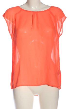 Esmara Kurzarm-Bluse rot Casual-Look