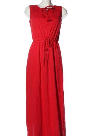 Esmara Kurzarmkleid rot Elegant