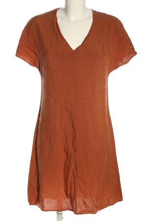 Esmara Shortsleeve Dress light orange casual look