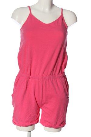 Esmara Kurzer Jumpsuit pink Casual-Look