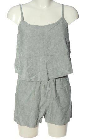 Esmara Kurzer Jumpsuit grigio chiaro modello web stile casual