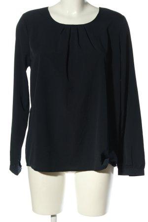 Esmara Langarm-Bluse schwarz Casual-Look