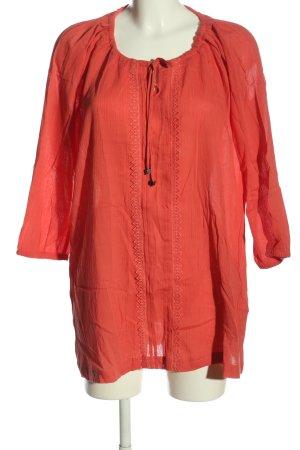 Esmara Langarm-Bluse rot Elegant