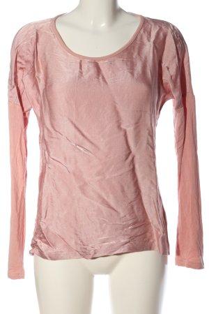 Esmara Langarm-Bluse pink Casual-Look