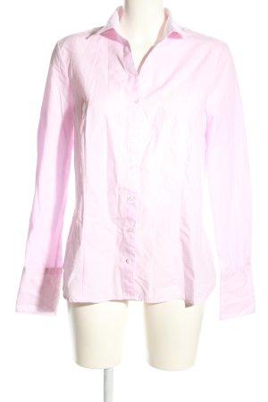 Esmara Langarmhemd pink Streifenmuster Business-Look