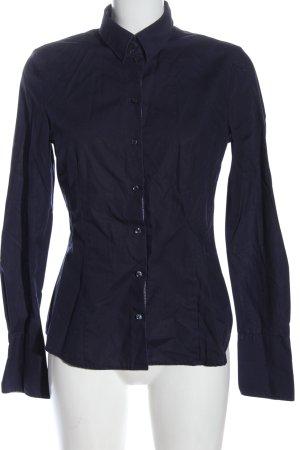 Esmara Camicia a maniche lunghe blu stile casual