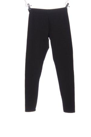 Esmara Leggings schwarz schlichter Stil