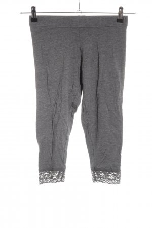 Esmara Leggings hellgrau meliert Casual-Look