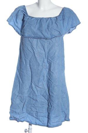 Esmara Minikleid blau Casual-Look