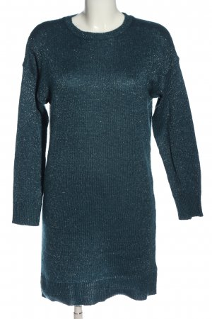 Esmara Vestido tipo jersey turquesa look casual