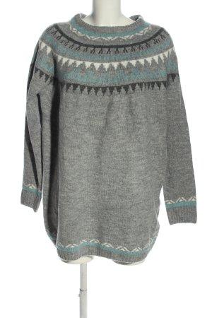 Esmara Sweater Dress graphic pattern casual look