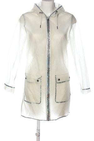 Esmara Heavy Raincoat cream casual look