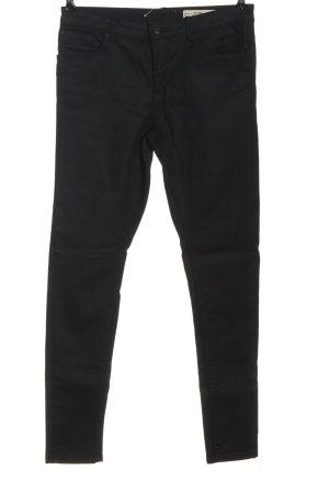 Esmara Pantalón de tubo negro look casual