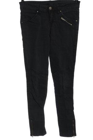 Esmara Jeans a sigaretta nero stile casual