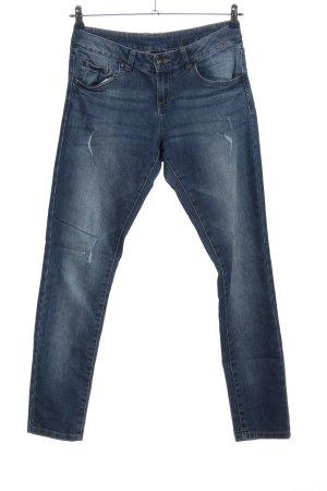 Esmara Jeans a sigaretta blu stile casual