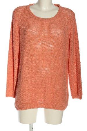 Esmara Rundhalspullover pink Casual-Look