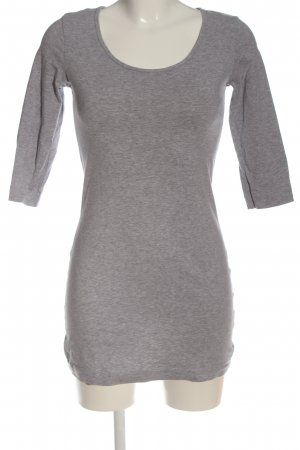 Esmara Shirtkleid hellgrau Casual-Look