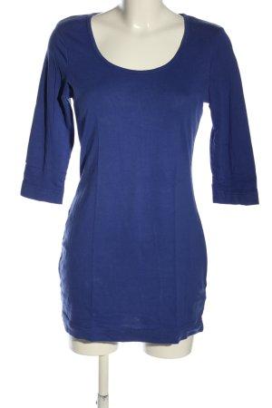 Esmara Shirtkleid blau Casual-Look