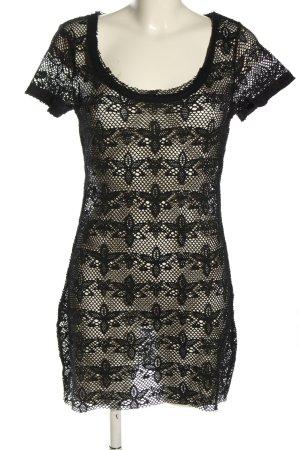Esmara Shirtkleid schwarz Casual-Look