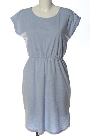 Esmara Shirtkleid blau meliert Casual-Look