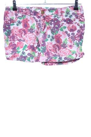 Esmara Shorts Blumenmuster Casual-Look