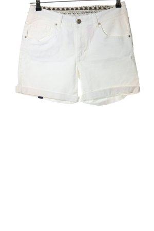 Esmara Shorts weiß Casual-Look