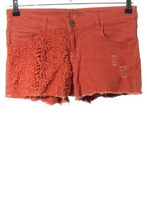 Esmara Shorts hellorange Casual-Look