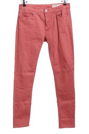 Esmara Skinny Jeans pink Casual-Look