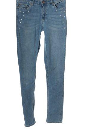 Esmara Skinny Jeans blau Casual-Look