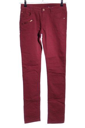 Esmara Slim Jeans rot Casual-Look