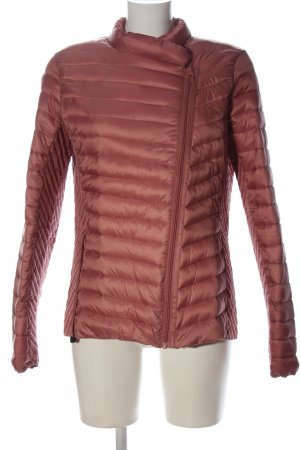 Esmara Quilted Jacket pink quilting pattern casual look