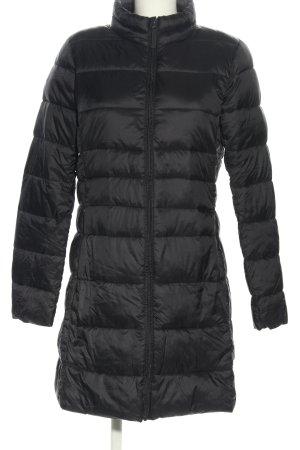 Esmara Gewatteerde jas zwart quilten patroon casual uitstraling