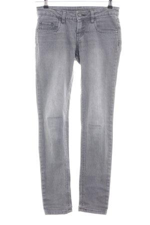 Esmara Stretch Jeans hellgrau Casual-Look