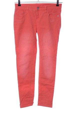 Esmara Stretch Jeans hellorange Casual-Look