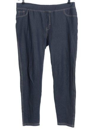 Esmara Stretch Trousers blue casual look